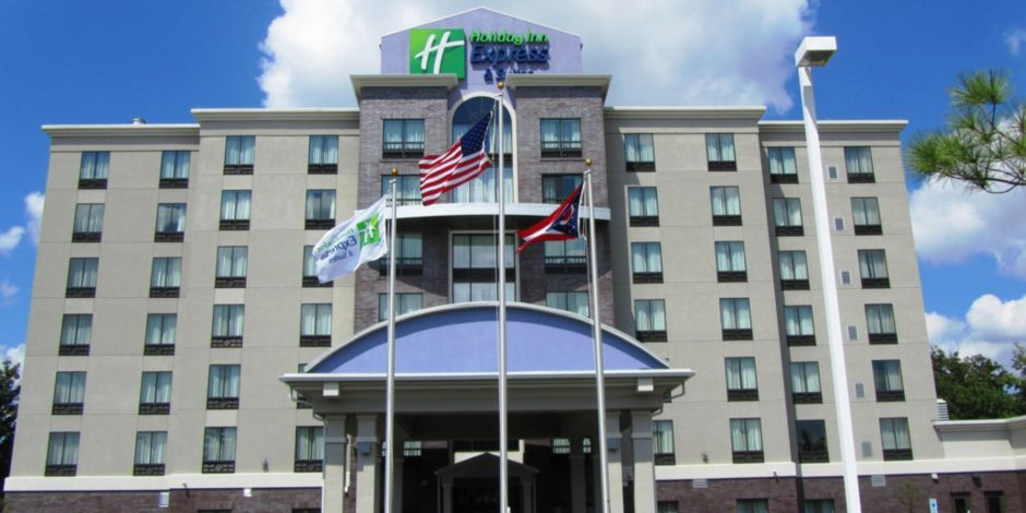 Parkway Welcome To The Brand New Holiday Inn Express Columbus Polaris