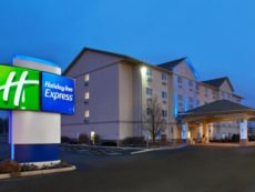 Holiday Inn Express & Suites Ex I-71/Oh State Fair/Expo Ctr in Sunbury, Ohio