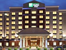 Holiday Inn Express & Suites Columbus Univ Area - Osu in Marysville, Ohio