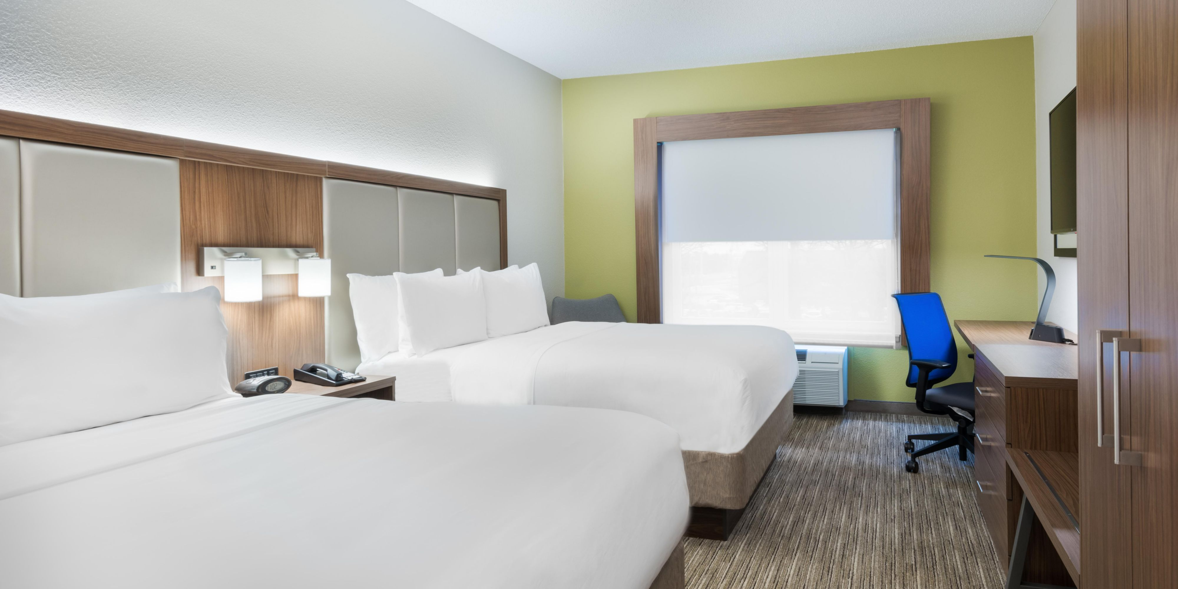 holiday inn express suites columbus airport east hotel by ihg