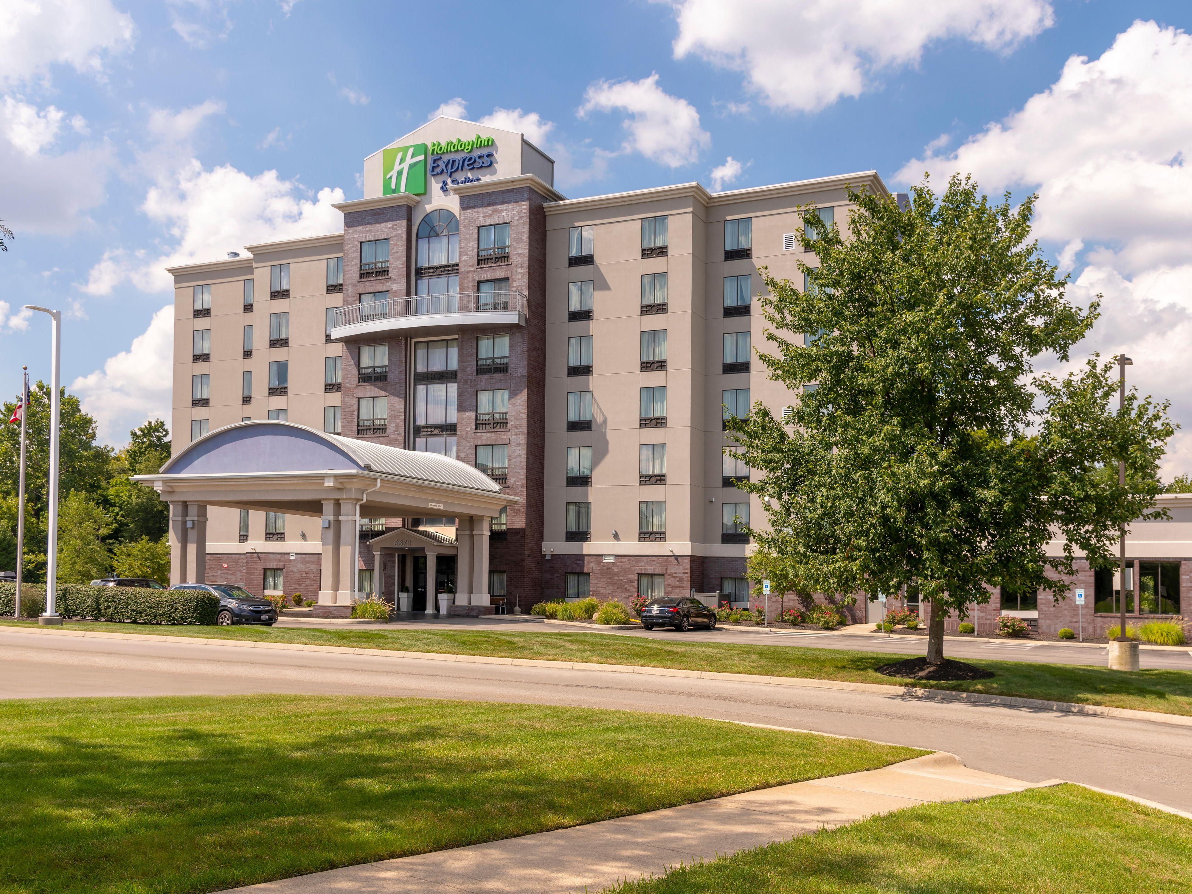 Holiday Inn Express & Suites Columbus Polaris Parkway Hotel by IHG