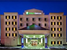 Holiday Inn Express & Suites Coralville in Cedar Rapids, Iowa