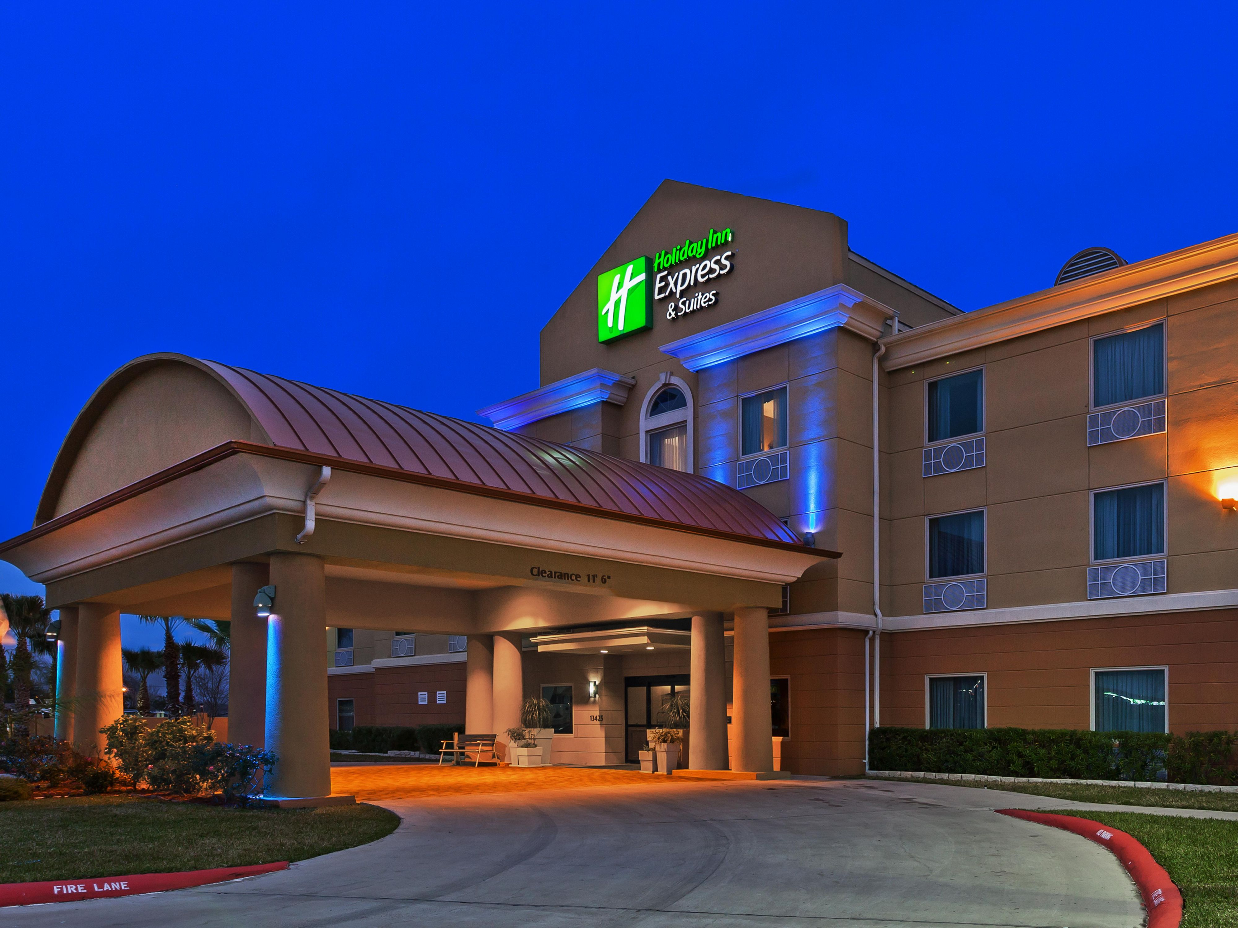Holiday Inn Express Amp Suites Corpus Christi Nw Calallen