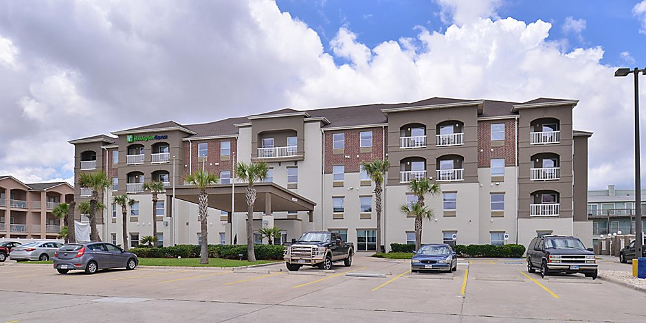 Holiday Inn Express Suites Corpus