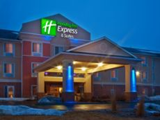 Holiday Inn Express & Suites Council Bluffs - Conv Ctr Area in Omaha, Nebraska