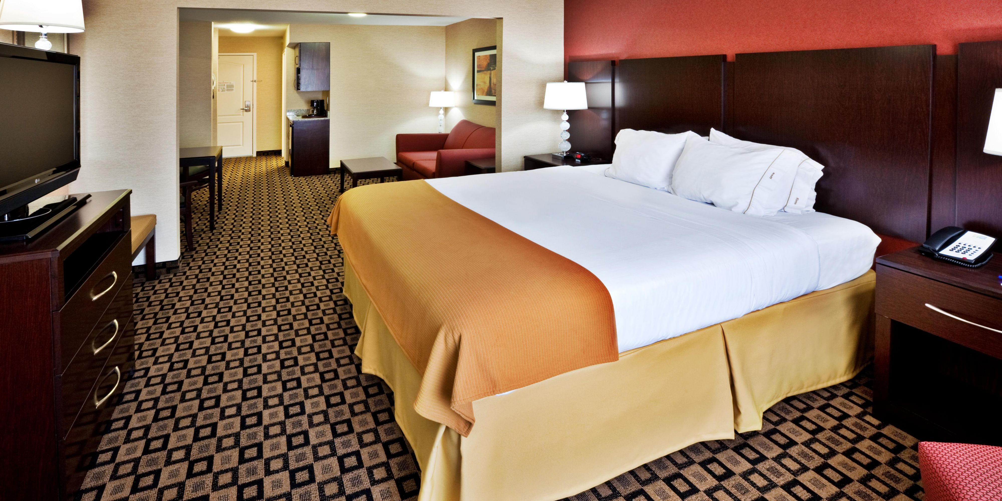 Holiday Inn Express Suites Crawfordsville Hotel By Ihg