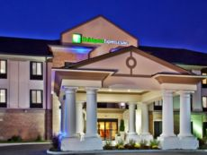Holiday Inn Express & Suites Crawfordsville in Lafayette, Indiana