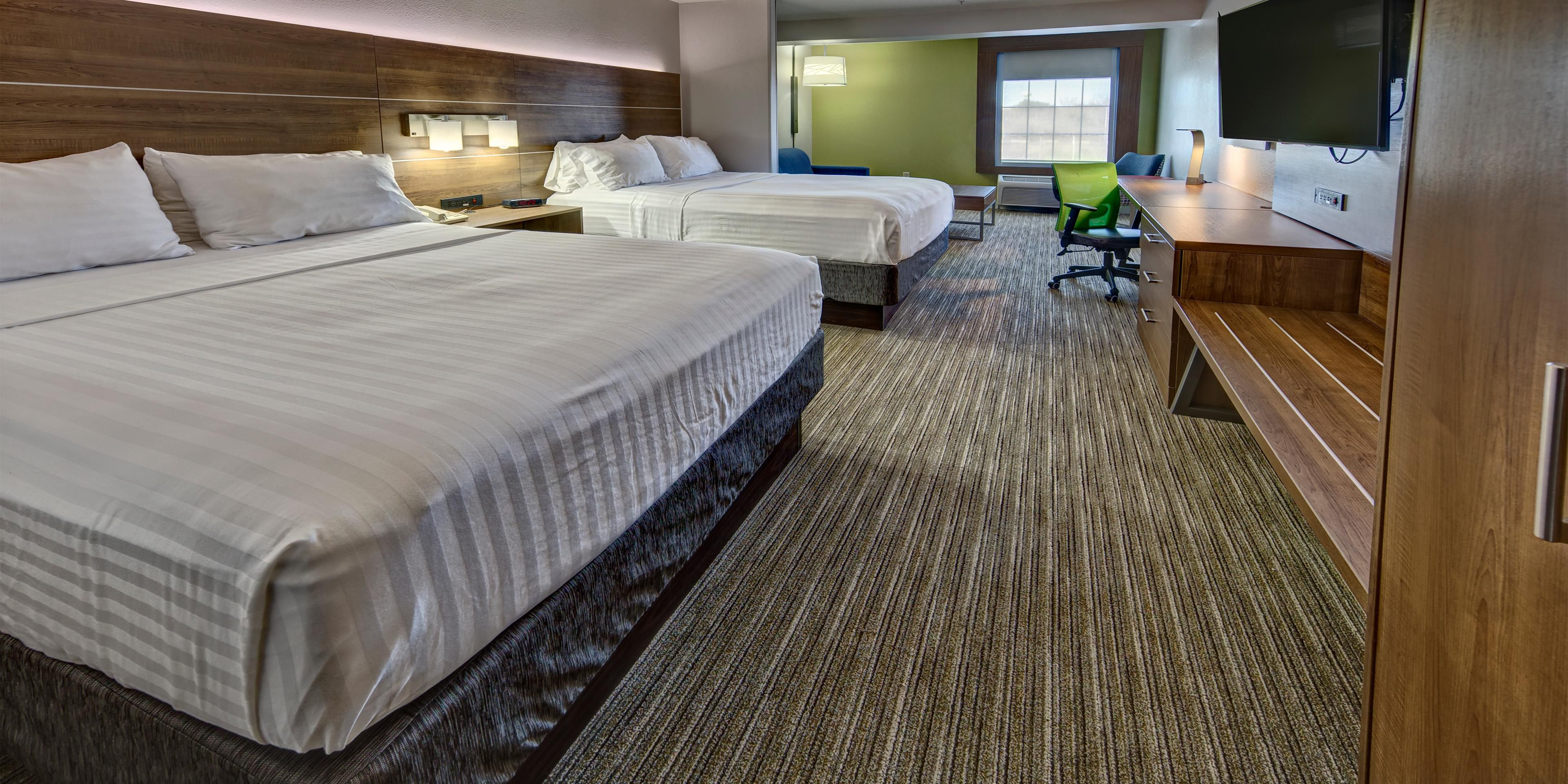 Holiday Inn Express & Suites Crossville Hotel by IHG