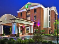 Holiday Inn Express & Suites Atlanta-Cumming in Dahlonega, Georgia