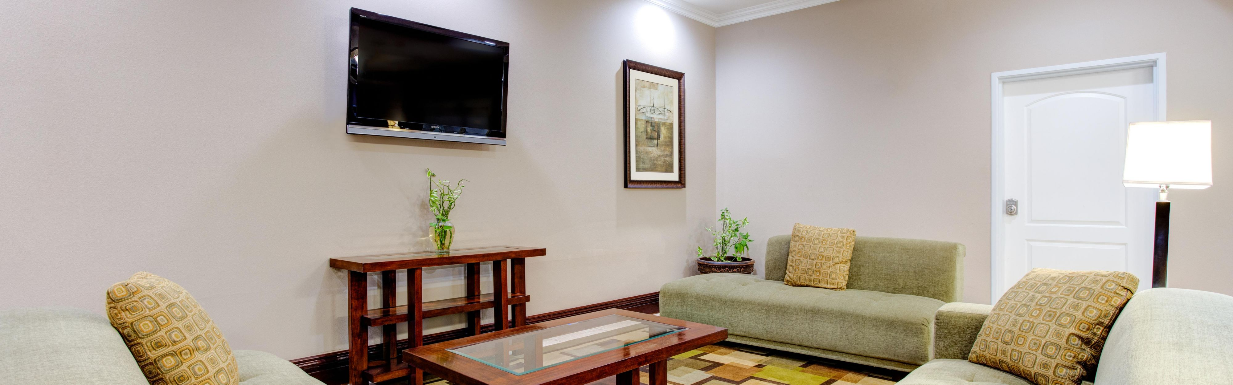 ... Lobby Lounge Holiday Inn Express And Suites Cutoff Louisiana ...
