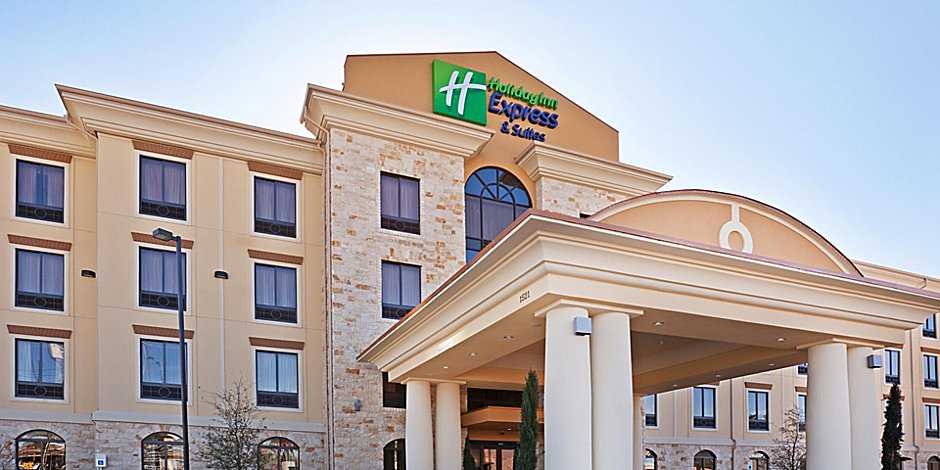 Dallas Market Center Hotels | Holiday Inn Express & Suites