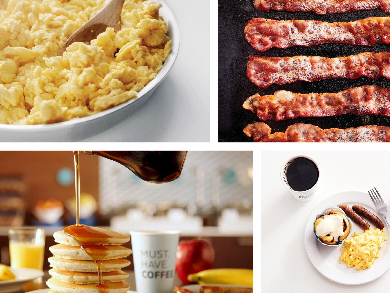 New Express Start Breakfast