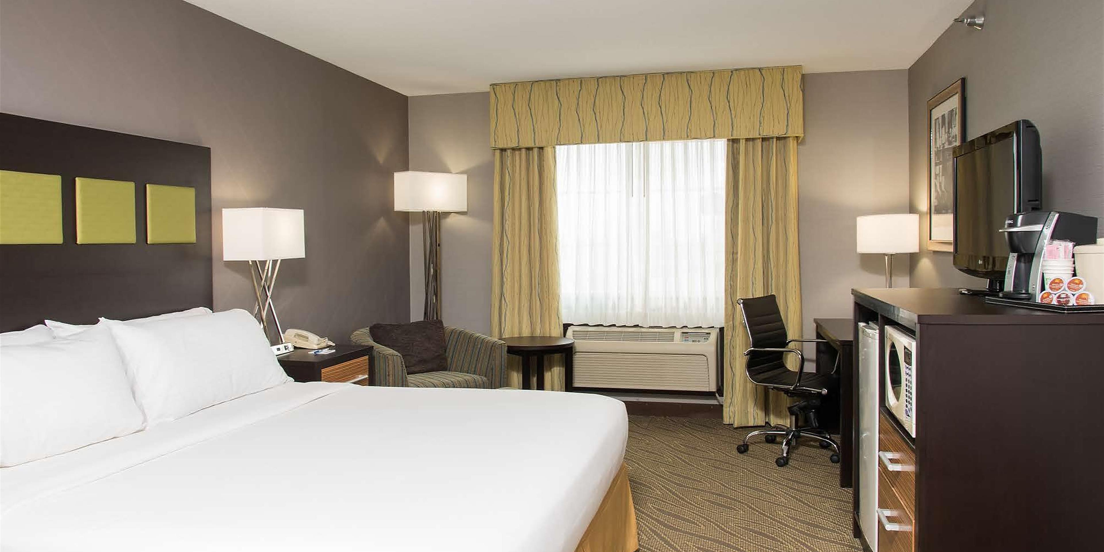 Holiday Inn Express Suites Danville Ihg Hotel