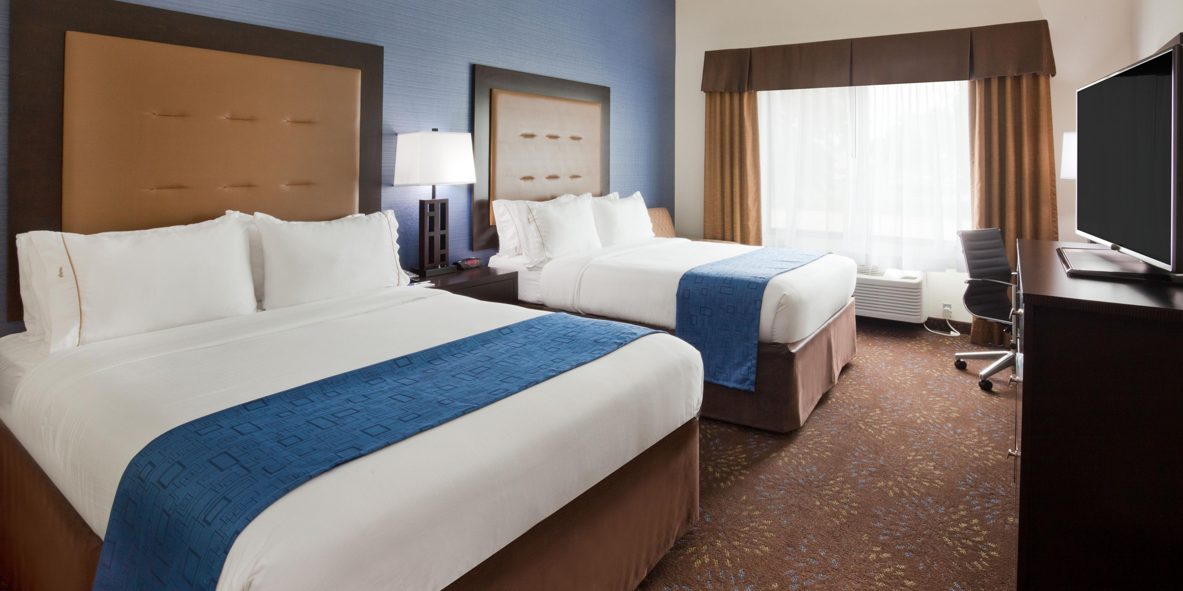 holiday inn express suites davenport hotel by ihg