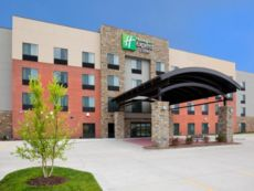Holiday Inn Express & Suites Davenport in Rock Island, Illinois