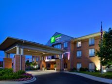Holiday Inn Express & Suites Dayton-Centerville in Wilmington, Ohio