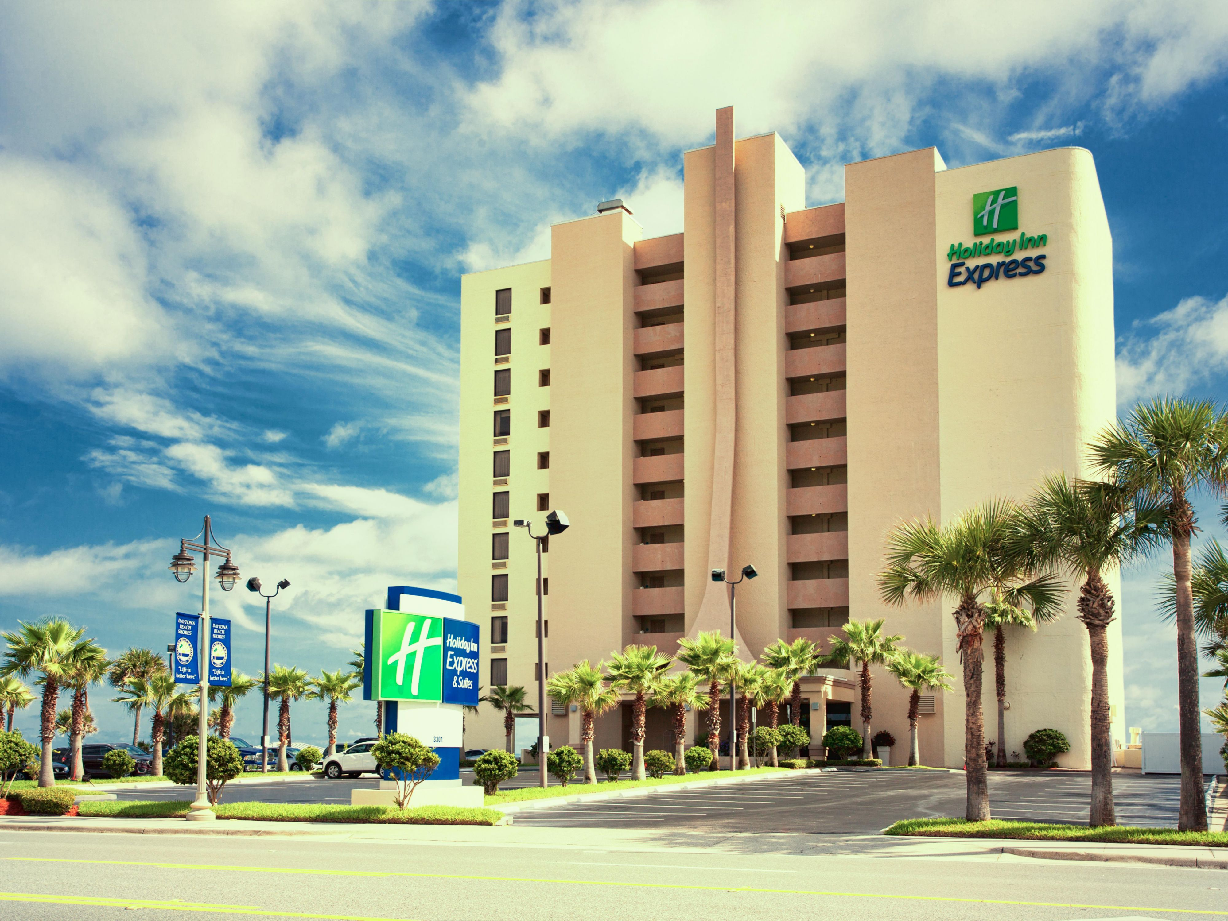 Holiday Inn Express Hotel And Suites Oceanfront Daytona Beach Shores