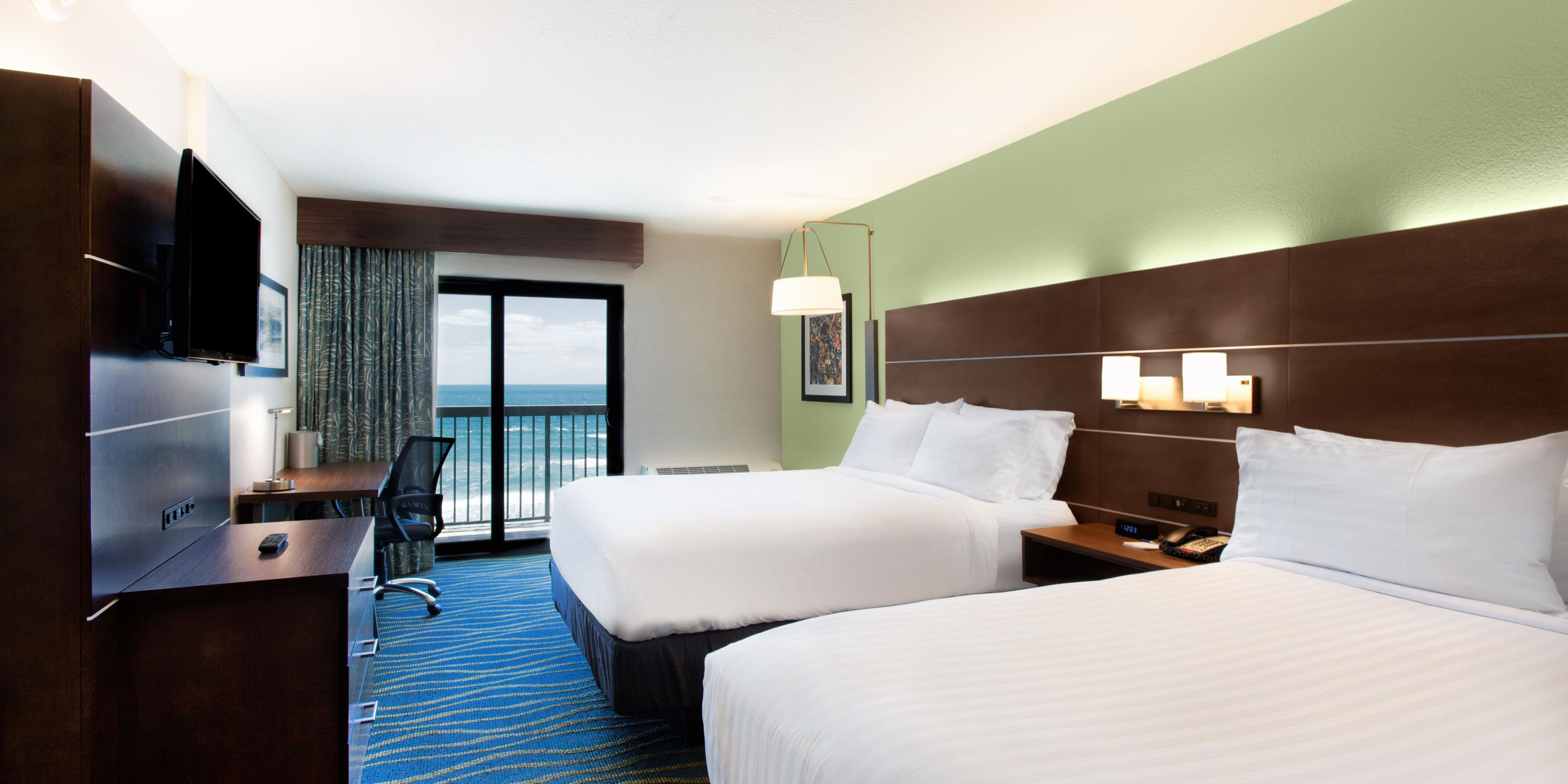 Holiday Inn Express And Suites Daytona Beach Ss