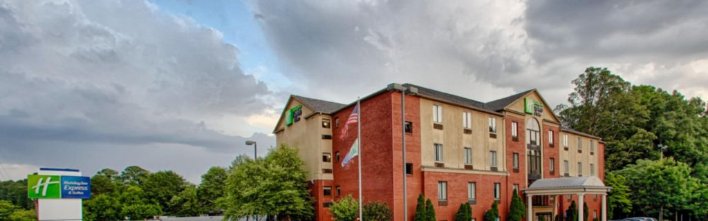 Holiday Inn Express Suites Atlanta Emory University Area Hotel By Ihg