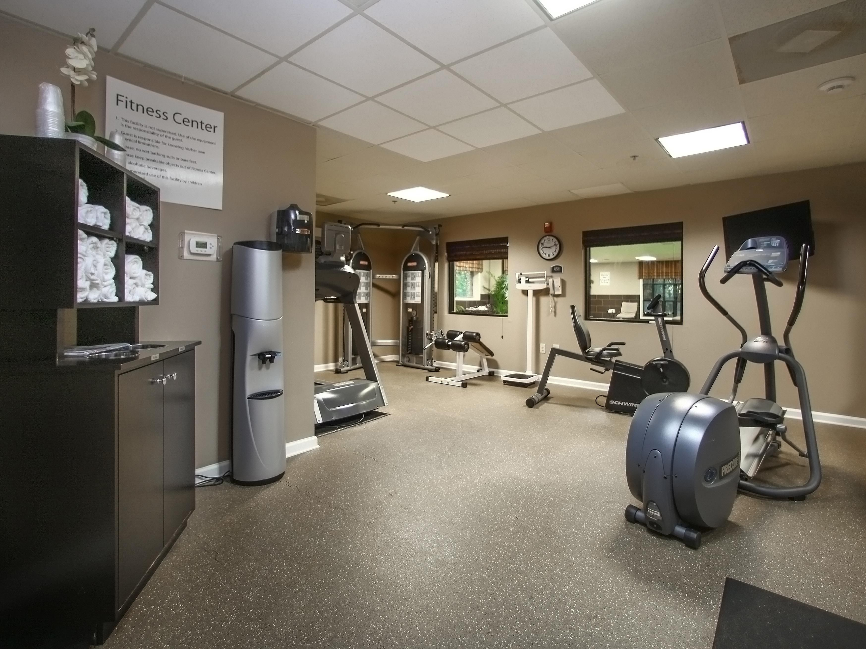 Cardiovascular Workout area