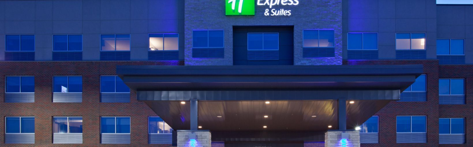 holiday inn express suites des moines downtown des moinesの