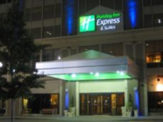 Holiday Inn Express & Suites Detroit Downtown in Woodhaven, Michigan