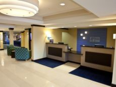 Holiday Inn Express & Suites Lansing-Dimondale in Charlotte, Michigan