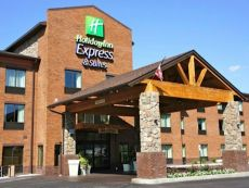 Holiday Inn Express & Suites Donegal in Uniontown, Pennsylvania