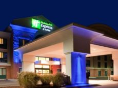 Holiday Inn Express & Suites Drums-Hazleton (I-80) in Wilkes Barre, Pennsylvania