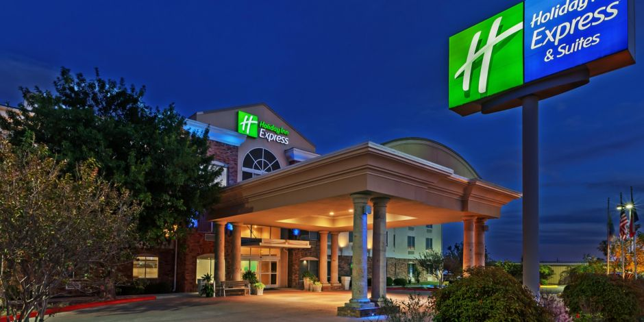 Holiday Inn Express Suites Eagle P Hotel By Ihg