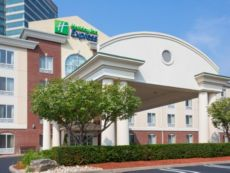 Holiday Inn Express & Suites Tower Center New Brunswick in West Long Branch, New Jersey