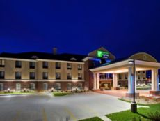 Holiday Inn Express & Suites East Lansing in Charlotte, Michigan