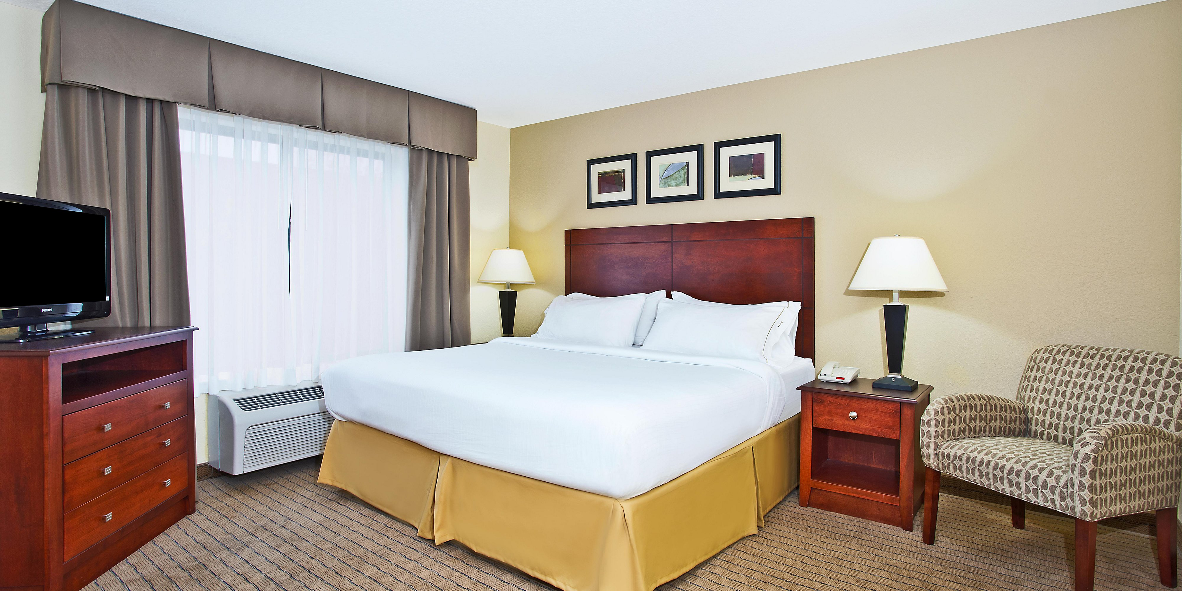 Holiday Inn Express Suites East Lansing Hotel By Ihg