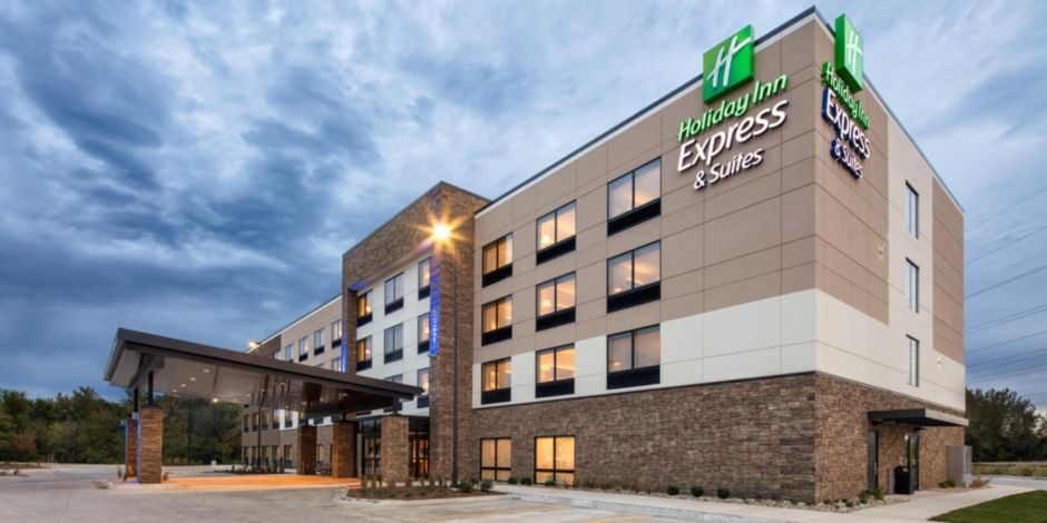 Welcome To The New Holiday Inn Express Suites East Peoria