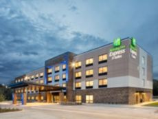 Holiday Inn Express & Suites East Peoria - Riverfront in Pekin, Illinois