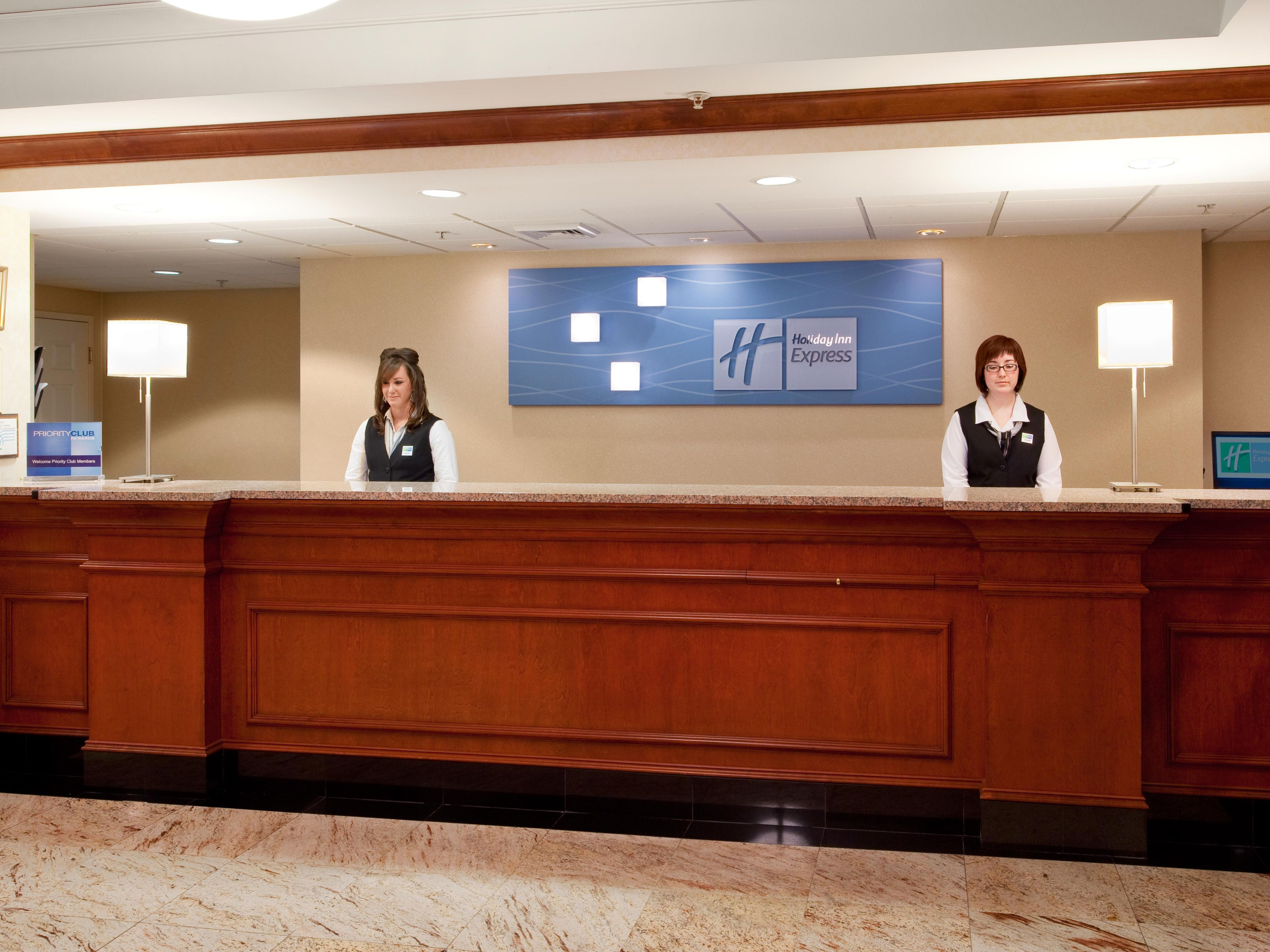 Expect the best guest service from our Front Desk Staff