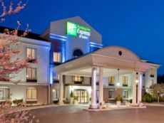 Holiday Inn Express & Suites Easton in Clinton, New Jersey