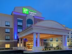 Holiday Inn Express & Suites Columbus Edinburgh in Shelbyville, Indiana