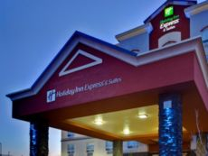 Holiday Inn Express & Suites Edmonton North in Nisku, Alberta