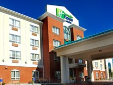 Holiday Inn Express & Suites Edson in Edson, Alberta