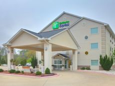 Holiday Inn Express & Suites El Dorado in El Dorado, Arkansas