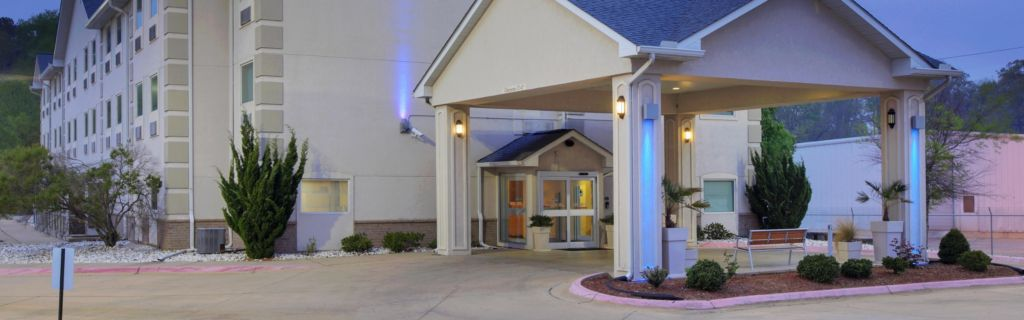Entrance Front Desk Hotel Exterior