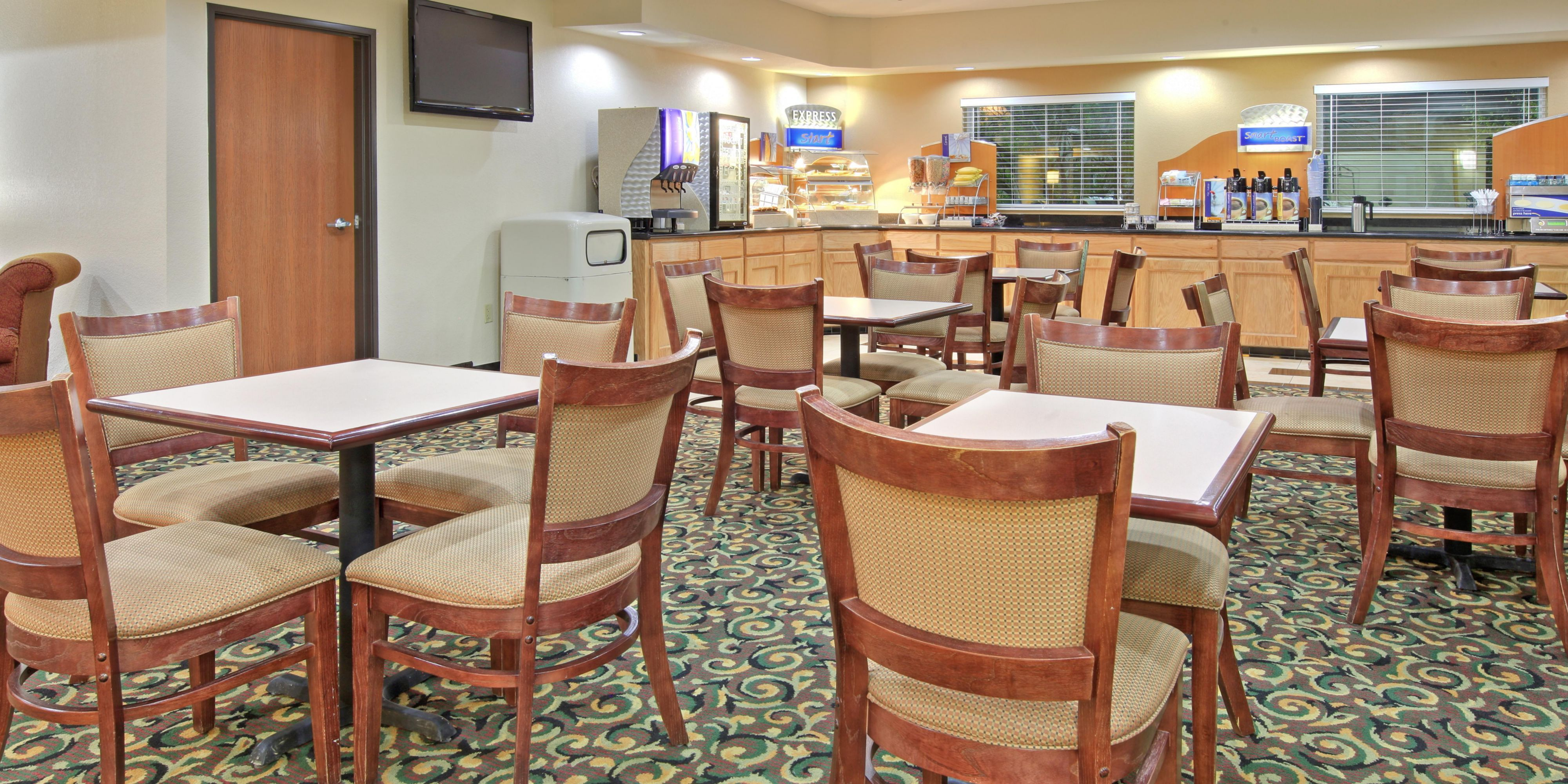 Holiday Inn Express And Suites El Dorado 4244491416