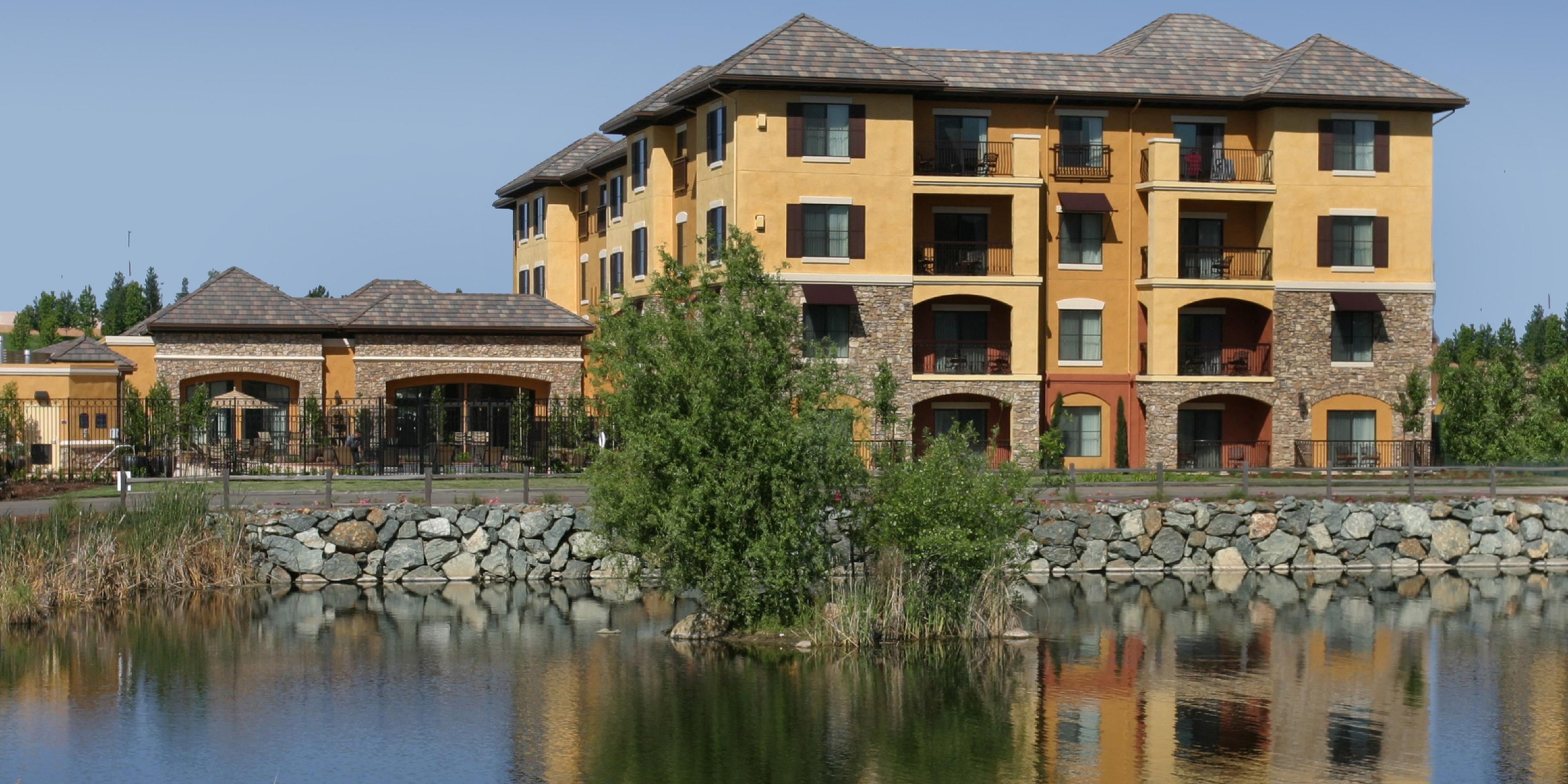 Hotel Exterior; Hotel Exterior; Welcome To The Holiday Inn Express U0026amp;  Suites El Dorado Hills ...