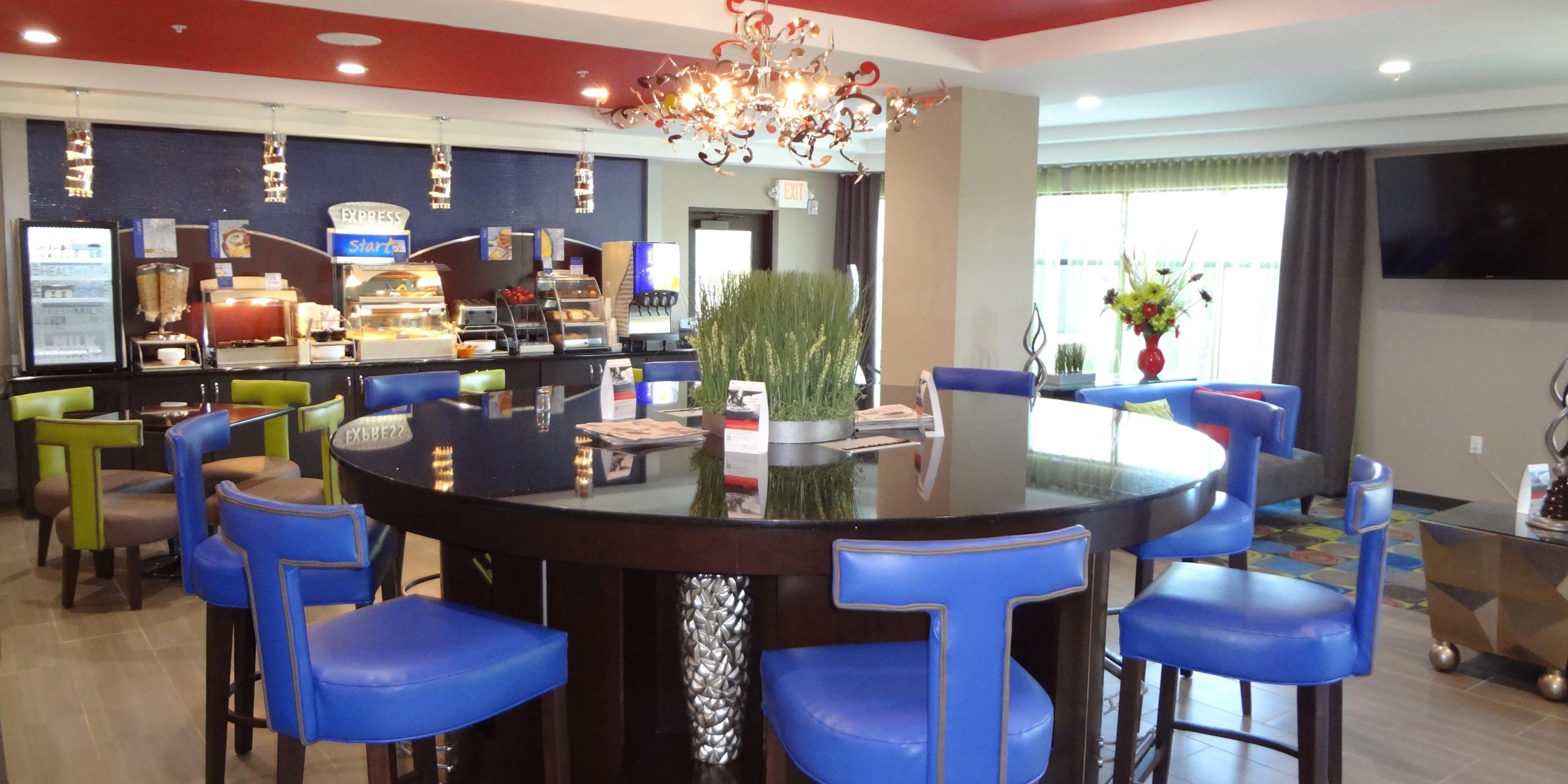 Holiday Inn Express And Suites El Reno 2531718657