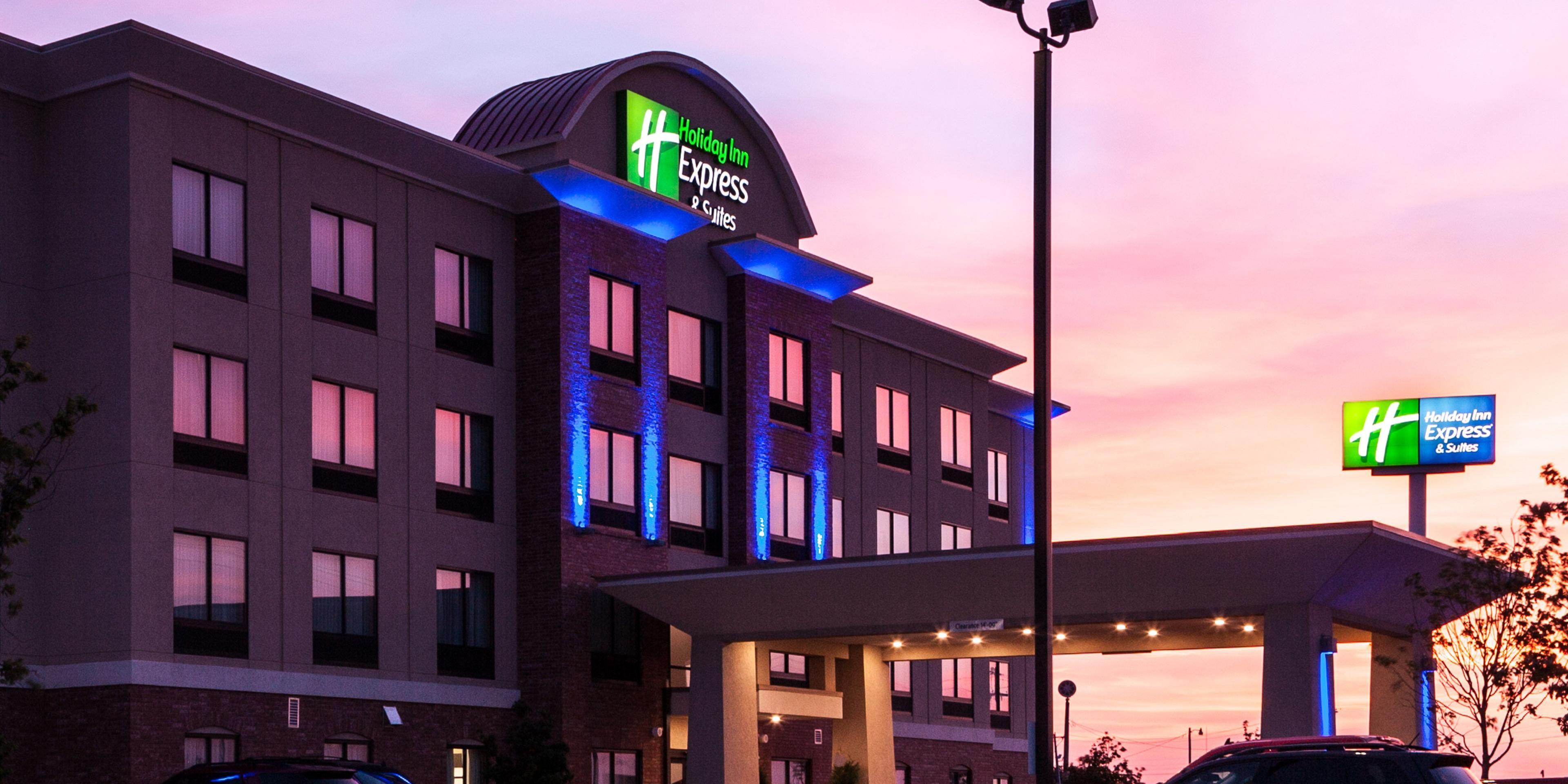 Holiday Inn Express And Suites El Reno 4185059538