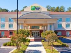 Holiday Inn Express & Suites Emporia in Emporia, Virginia