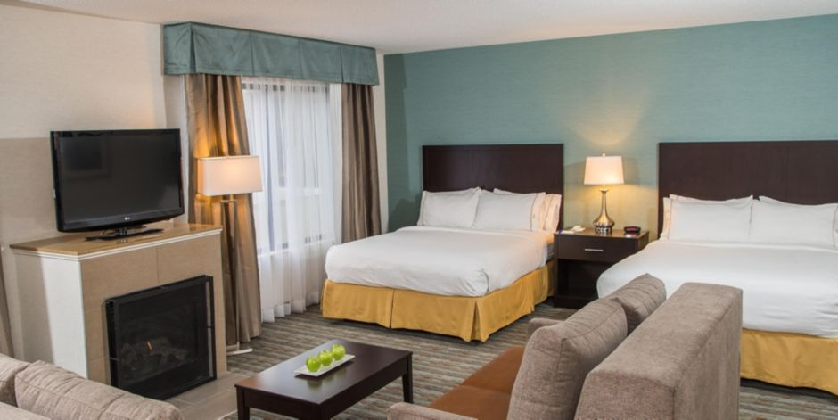 Holiday Inn Express Suites Erie Summit Township Hotel By Ihg