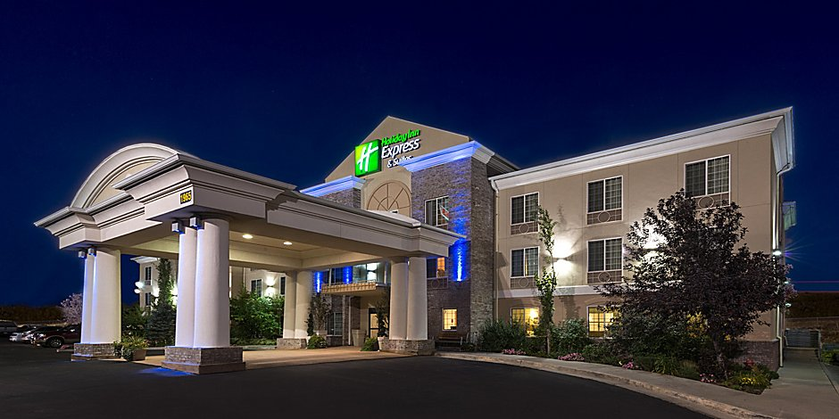 Holiday Inn Express Suites Evanston Hotel By Ihg