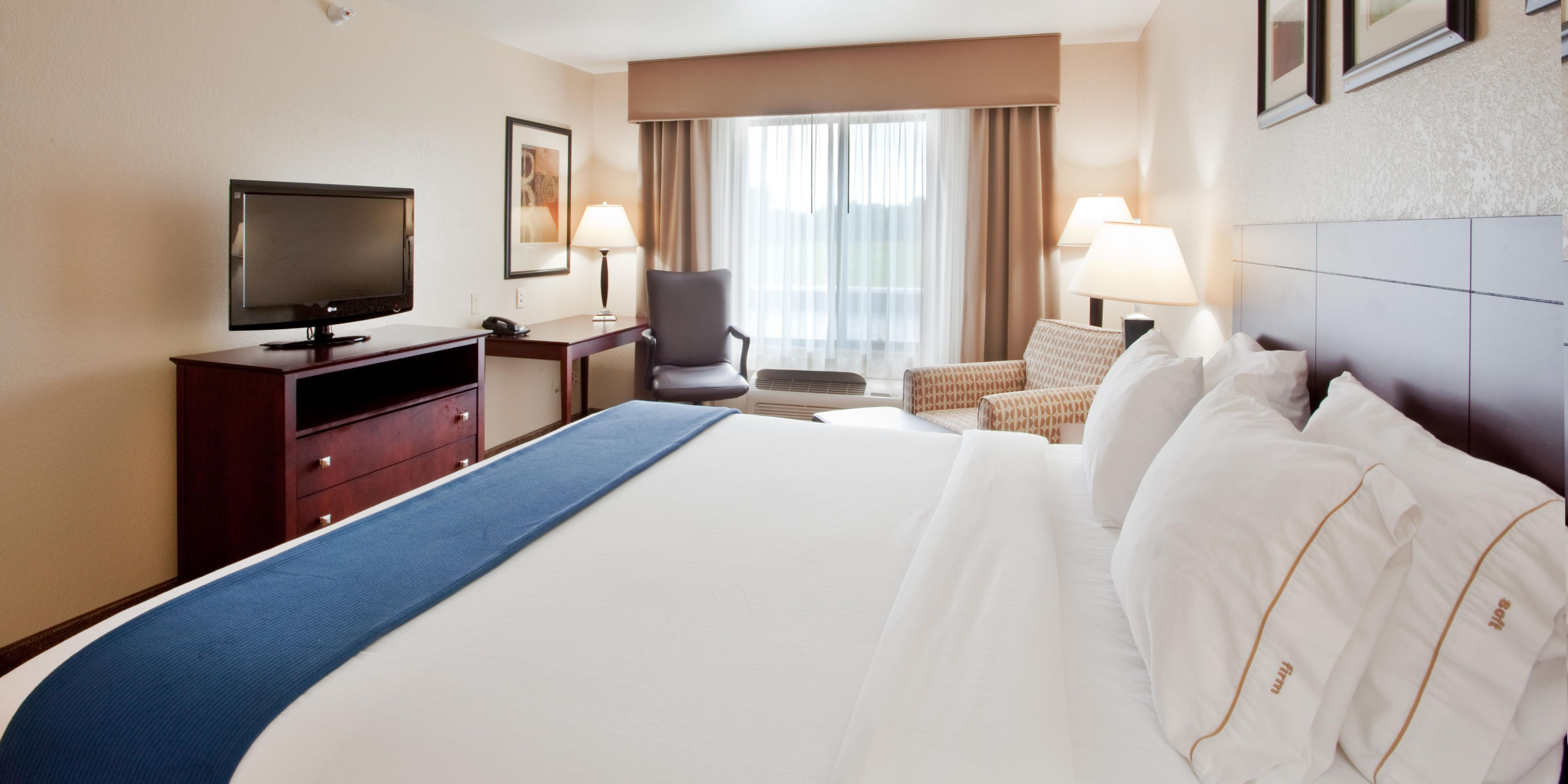 Holiday Inn Express & Suites Exmore Eastern Shore Hotel by IHG